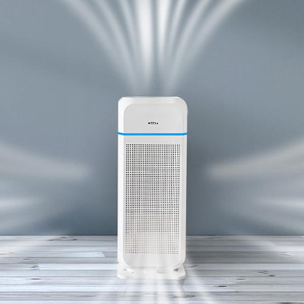 답답한 실내공기,환기와 청정을 동시에~ [하츠] 비채 신개념 청공조기 (AVP-500SW/14평형/헤파필터/탈취필터/프리필터/모바일앱)