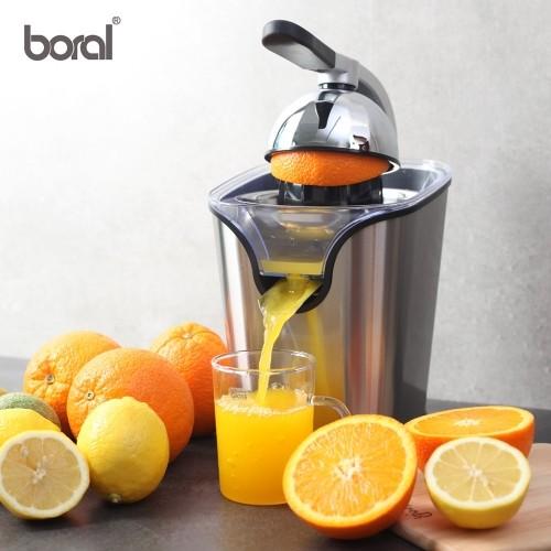 보랄 오렌지 착즙기 중형 BR-E160CJ (신선하고 깨끗한 오렌지 쥬스로 올여름 건강하고 시원하게 보내세요~)