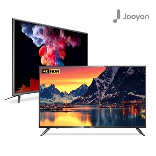 주연전자 퍼펙트에디션 1등급 무결점 43인치 UHD HDR TV / LG IPS패널 적용 H4K43HDR
