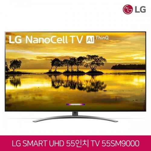 갖고싶은 LG전자 나노셀 55인치 4K UHD HDR 스마트TV Ai ThinQ 55SM9000 로컬변경완료