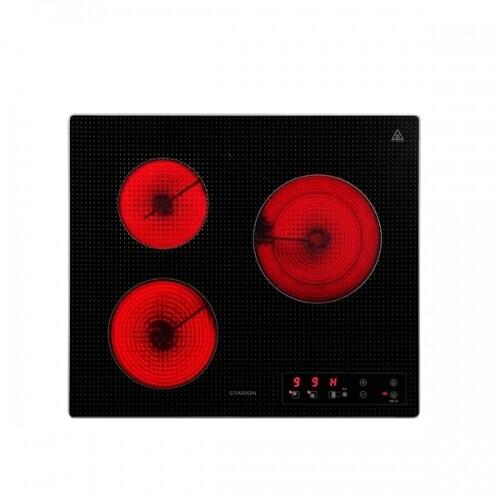 [스타리온] 3구 하이라이트 SE-JC643TLB 전기렌지 전기레인지