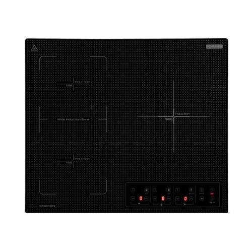 [스타리온]  3구 인덕션 SE-JD648TSW 전기렌지 전기레인지