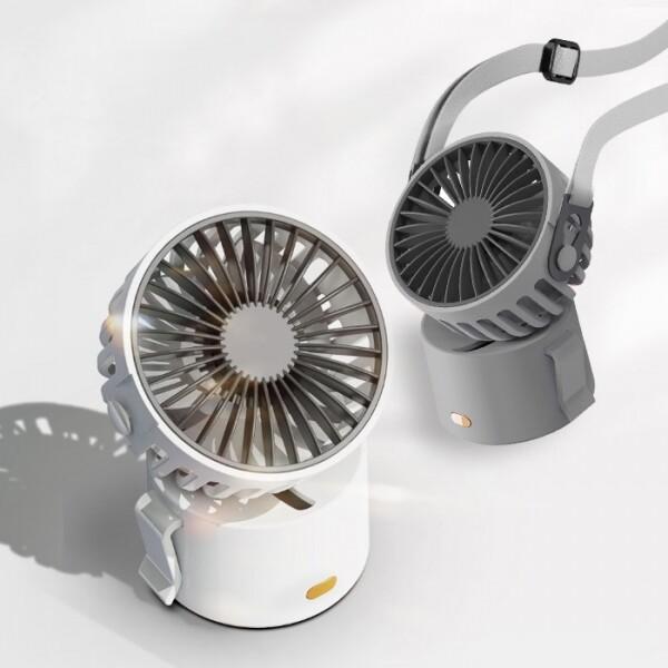 엑스트라 블루스톰 F7 BLDC 모터 초미니 휴대용 선풍기