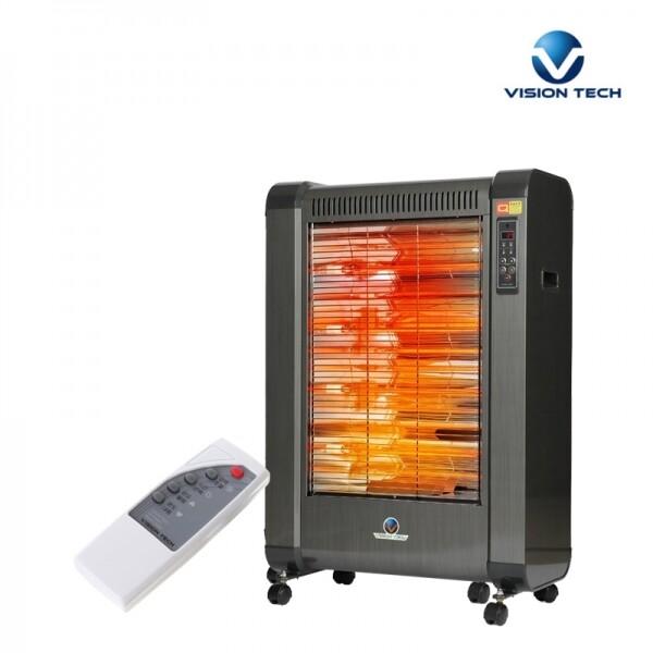 산소를 태우지않는 따뜻한 온풍히터! 디지털 나노카본 온풍히터 SME-9000S
