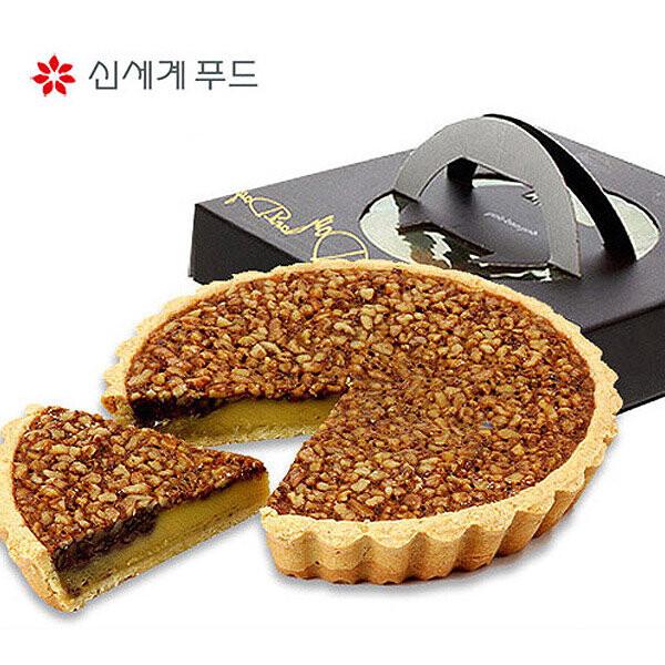 [무료배송] 신세계푸드 밀크앤허니 호두파이/호두타르트