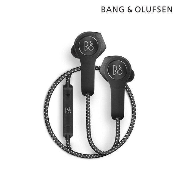 명품사운드 뱅앤올룹슨 블루투스 이어폰 BeoPlay H5 Black