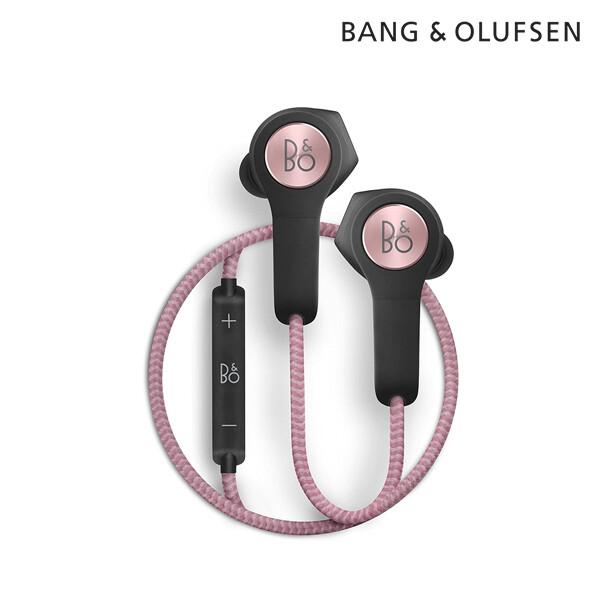 명품사운드 뱅앤올룹슨 블루투스 이어폰 BeoPlay H5 DustRose
