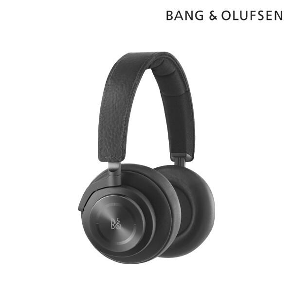 명품사운드 뱅앤올룹슨 블루투스 무선 오버이어 헤드폰 BeoPlay H7 Black
