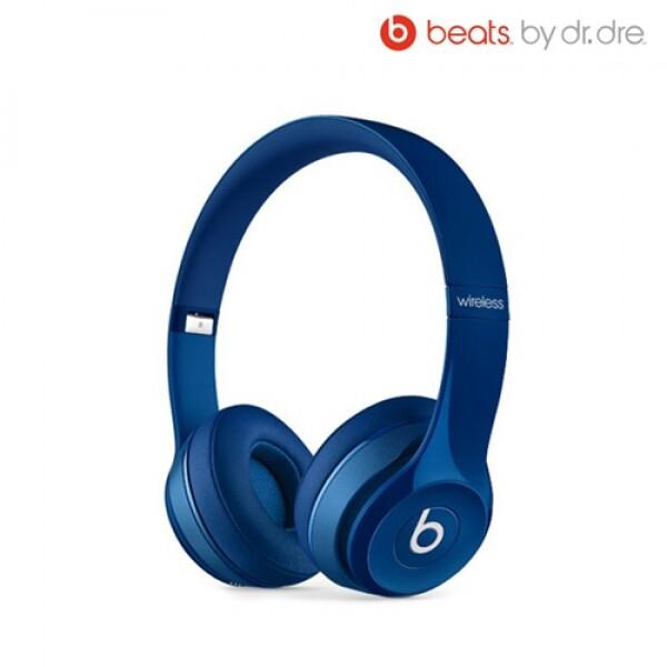 Apple 비츠바이닥터드레 Solo2 Wireless Blue