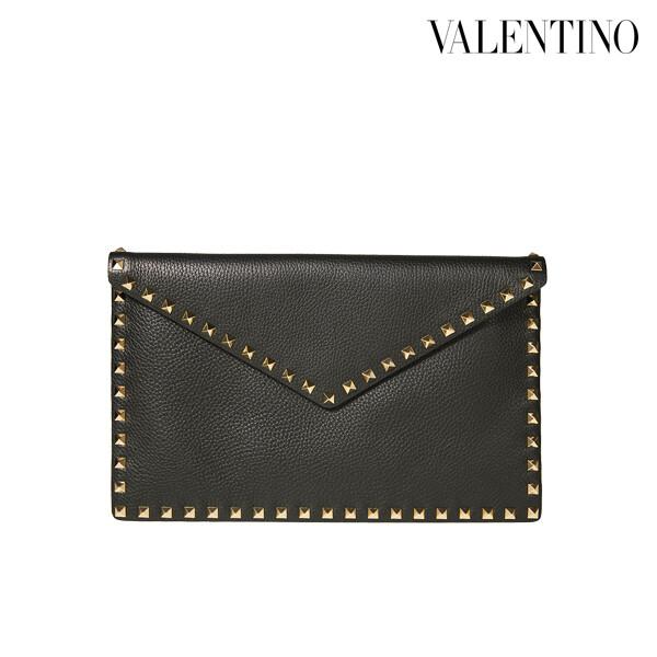 VALENTINO 발렌티노 20FW Rockstud Envelope Clutch 클러치백 (UW0P0P56VSH)