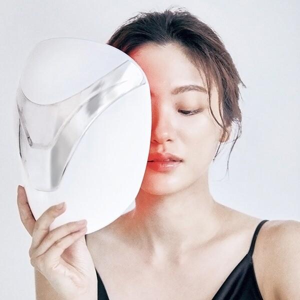 국내유일! 원적외선 + 근적외선 동시케어 마스크~ 페이스팩토리 LED 플래티넘 마스크_리씽크팀