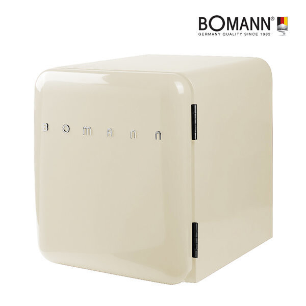 [BOMANN] 저소음 저전력 에너지효율1등급 ~ 보만 레트로 미니냉장고 44L 전국무료설치배송