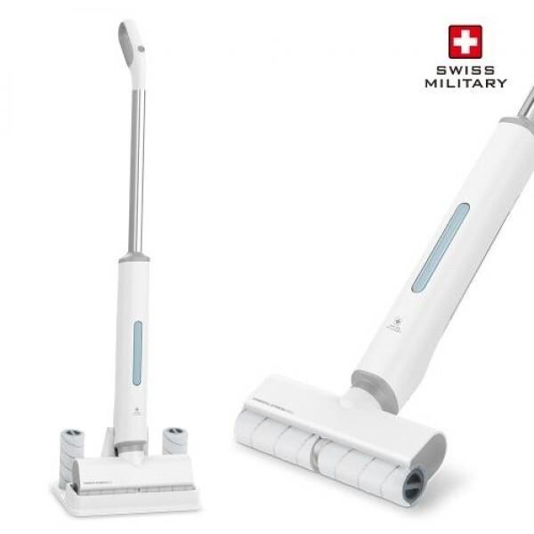 스위스밀리터리 아쿠아스피닝 물걸레 청소기 SMA-D88