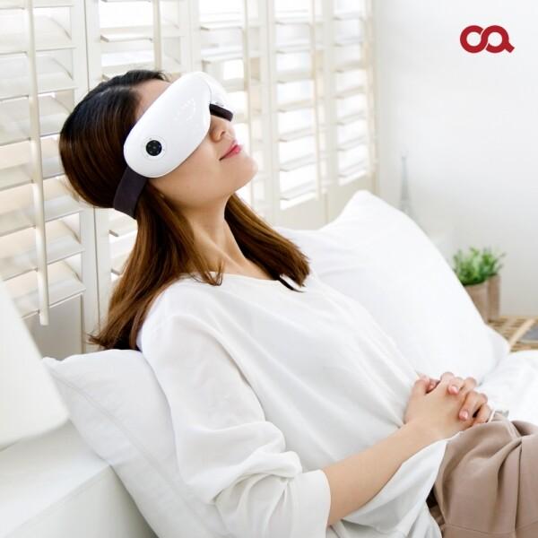 하루 15분! 눈 건강 지킴이 스마트 눈마사지기