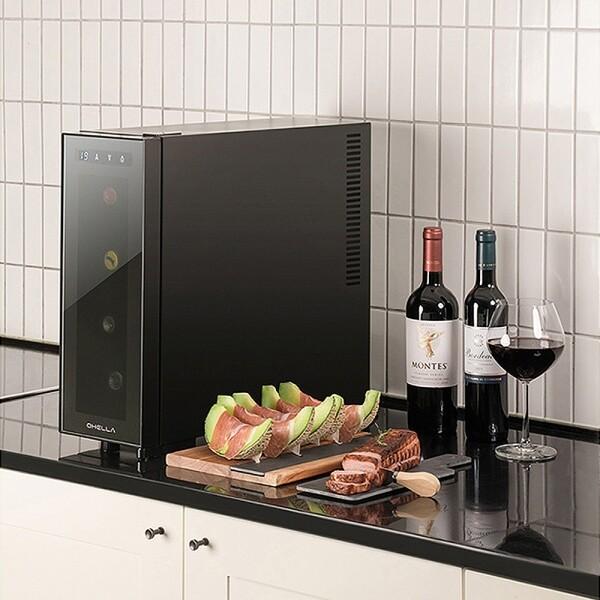 [사전예약~04/15일부터 순차발송]  와인의 풍미를 지켜주는  미니 와인셀러