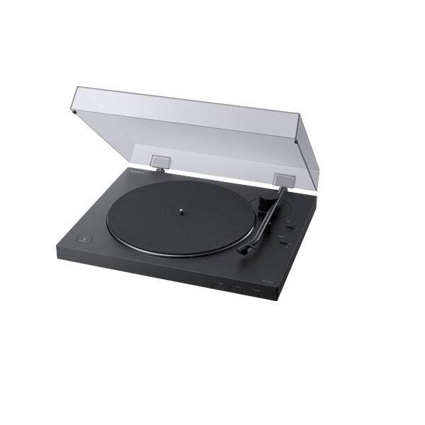 소니 블루투스 스테레오 LP 턴테이블 PS-LX310BT