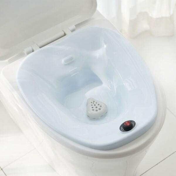 가정용 좌욕기 무선 버블 방식으로 깔끔하고 간편하게! 임산부 추천! 치질 질환 추천! (쑥30포 포함)