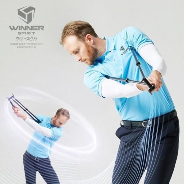 위너스피릿 미라클303 골프자세교정기