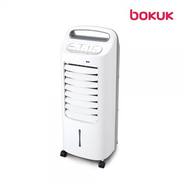 보국 에어젯 에어쿨러 상하자동 리모콘 냉풍기 BKCF-16R07