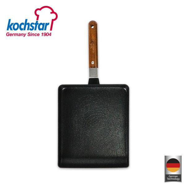 독일 콕스타 KSC-HZIHG 하르츠 인덕션 사각팬 25cm