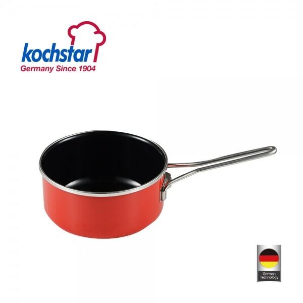 콕스타 KSC-PMS6 프리머스Red 특수코팅 편수냄비 16cm (독일직수입)
