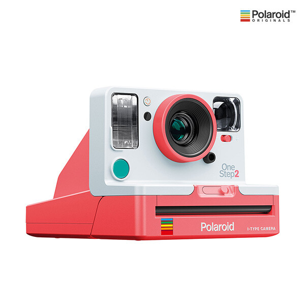 레트로 감성의 폴라로이드 즉석사진기+필름2통 포함 풀패키지 카메라 원스텝2 VF (5종선택가능/폴라로이드필름 2개 랜덤 증정/재고보유 당일출고)_리씽크팀