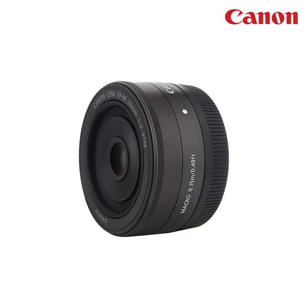 CANON 캐논 카메라 광각 단초점 EOS M 전용렌즈 EF-M55-200 4.5-6.3IS S SL(면세점재고 / 해외구매대행)