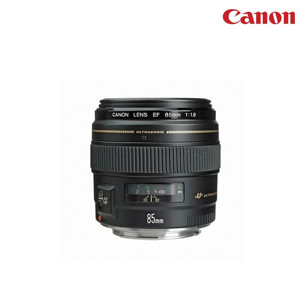CANON 캐논 카메라 렌즈 EF 85mm F1.8 USM (면세점재고 / 해외구매대행)