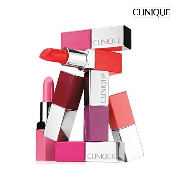 [사전예약~05/14일부터 순차발송]  1+1 CLINIQUE 크리니크 Pop Lip Colour + Primer 7colors(면세점재고 / 해외구매대행)