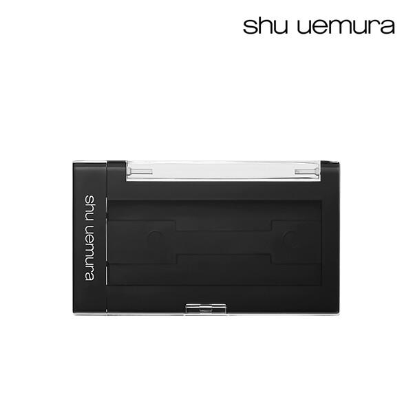 [1+2] shu uemura 슈에무라 CUSTOM CASE BLACK (DUO) / 리필 케이스 듀오 (면세점재고 / 해외구매대행)
