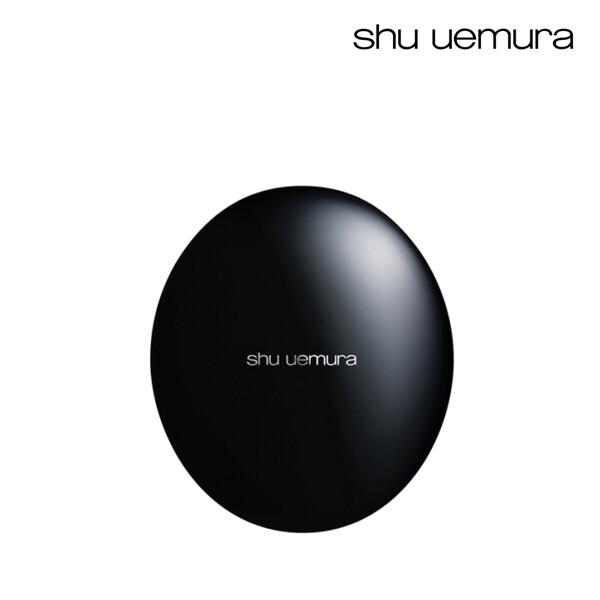 [1+1] shu uemura 슈에무라 COMPACT CASE BLACK / 라이트벌브 유브이 컴팩트 케이스 (면세점재고 / 해외구매대행)