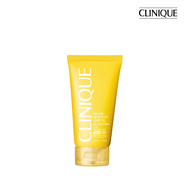CLINIQUE 크리니크 SPF 50 Body Cream SPF50 바디 크림 (면세점재고 / 해외구매대행)