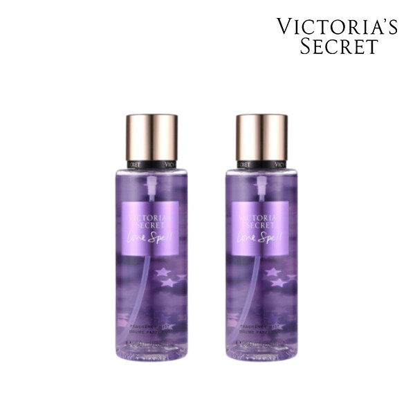 [1+1] Victorias Secret 빅토리아 시크릿 LOVE SPELL MIST 미스트  250ML/8.4O(면세점재고 / 해외구매대행)