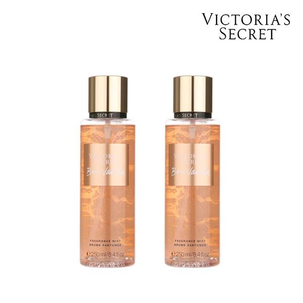 [1+1] Victorias Secret 빅토리아 시크릿 BARE VANILLA MIST 미스트  250ML/8.4O(면세점재고 / 해외구매대행)