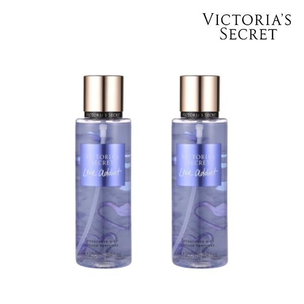 [1+1] Victorias Secret 빅토리아 시크릿 LOVE ADDICT MIST  미스트  250ML (면세점재고 / 해외구매대행)