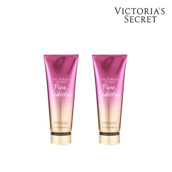[1+1] Victorias Secret 빅토리아 시크릿 PURE SEDUCTION BODY LOTION 로션 236ML (면세점재고 / 해외구매대행 )