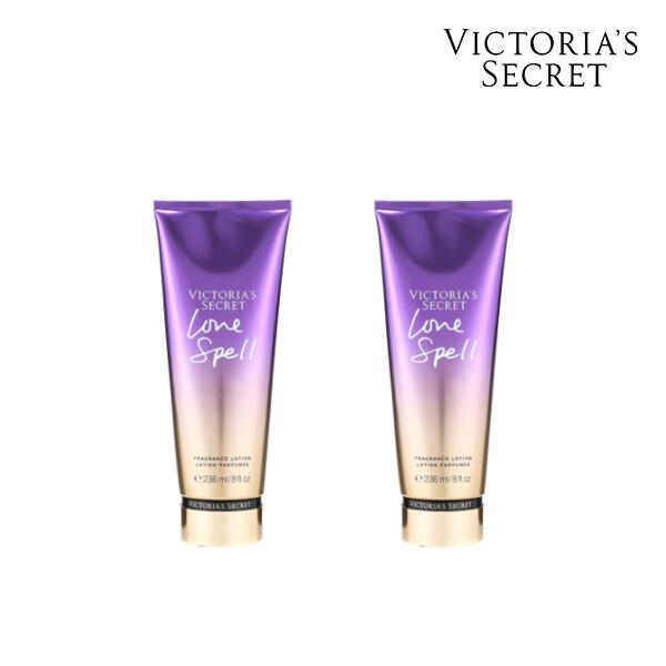 [1+1] Victorias Secret 빅토리아 시크릿 BMSL LOVE SPELL BODY LOTION 로션236ML (면세점재고 / 해외구매대행 )