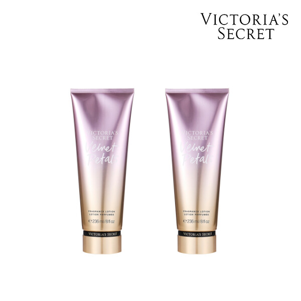 [1+1] Victorias Secret 빅토리아 시크릿 VELVET PETALS BODY LOTION  로션 236ML (면세점재고 / 해외구매대행 )