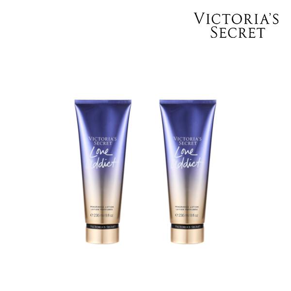 [1+1] Victorias Secret 빅토리아 시크릿 LOVE ADDICT BODY LOTION 로션 236ML (면세점재고 / 해외구매대행 )