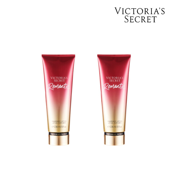 [1+1]Victorias Secret 빅토리아 시크릿 ROMANTIC BODY LOTION 로션 236ML (면세점재고 / 해외구매대행 )