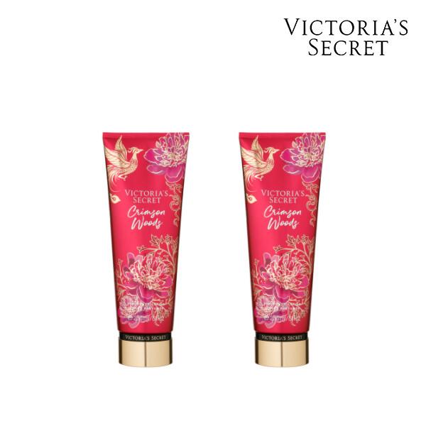 [1+1]Victorias Secret 빅토리아 시크릿 CRIMSON WOODS BODY LOTION  로션 236ML (면세점재고 / 해외구매대행 )