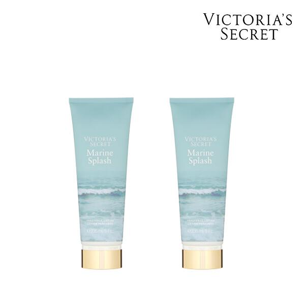 [1+1] Victorias Secret 빅토리아 시크릿 MARINE SPLASH BODY LOTION  로션 236ML (면세점재고 / 해외구매대행 )