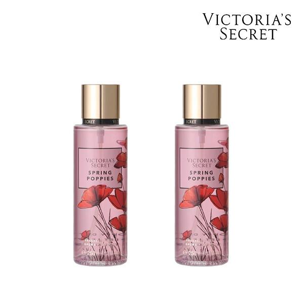 [1+1] Victorias Secret 빅토리아 시크릿 SPRING POPPIES MIST 미스트 250ML (면세점재고 / 해외구매대행)