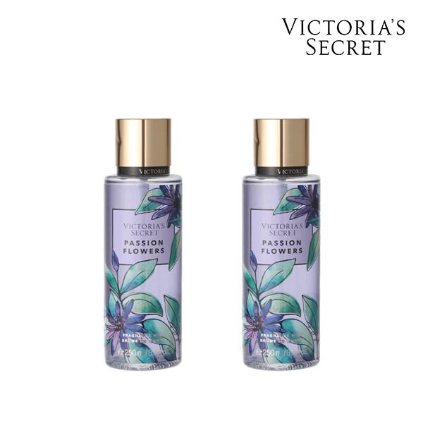 [1+1] Victorias Secret 빅토리아 시크릿 PASSION FLOWER MIST  미스트 250ML (면세점재고 / 해외구매대행)