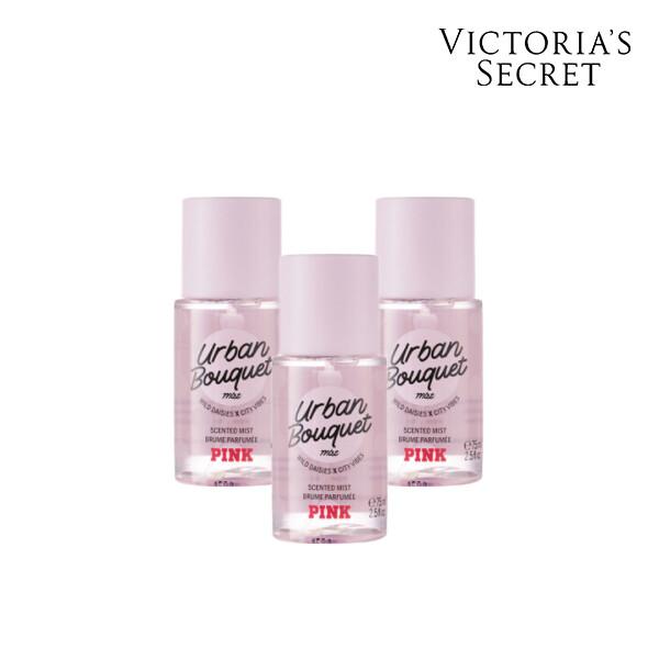 [1+2] Victorias Secret 빅토리아 시크릿 URBAN BOUQUET TRAVEL MIST 미스트  75ML(면세점재고 / 해외구매대행)