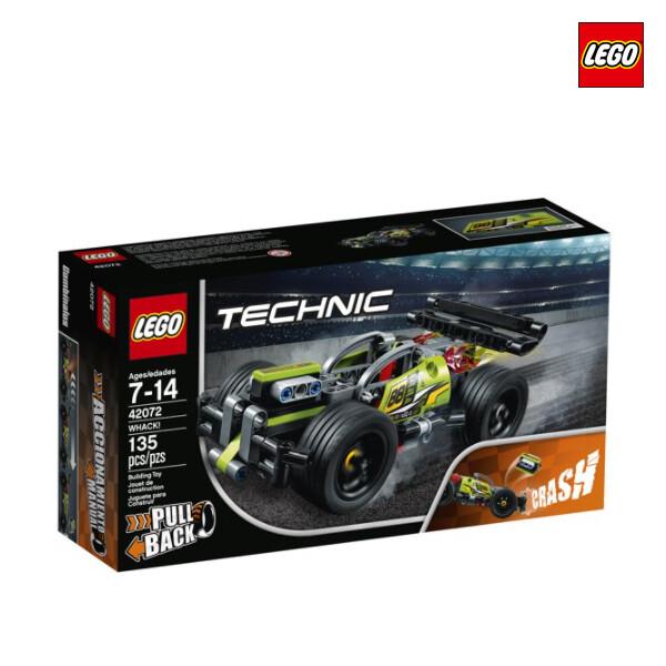 LEGO 레고 WHACK  테크닉 꽈광 (면세점재고 / 해외구매대행)