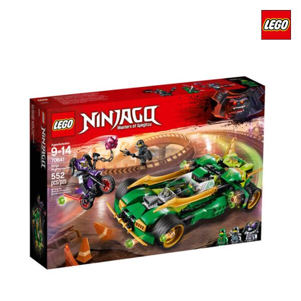 LEGO 레고 Ninja Nightcrawler 닌자고 닌자 나이트크롤러 (면세점재고 / 해외구매대행)
