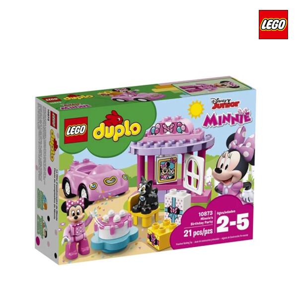 LEGO 레고 Minnies Birthday Party 듀플로 미니의 생일 파티 (면세점재고 / 해외구매대행)