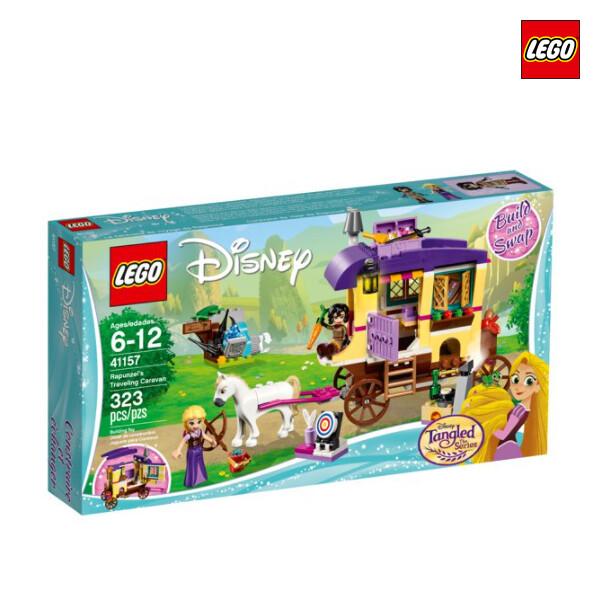 LEGO 레고 Rapunzels Traveling Caravan 디즈니 라푼젤 여행 캐러밴 (면세점재고 / 해외구매대행)