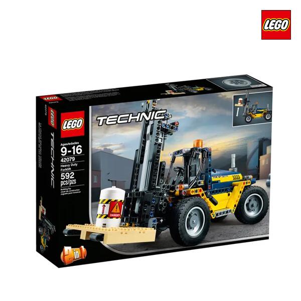 LEGO 레고 Heavy Duty Forklift 테크닉 헤비듀티 지게차 (면세점재고 / 해외구매대행)